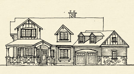 Custom Home Plan 1