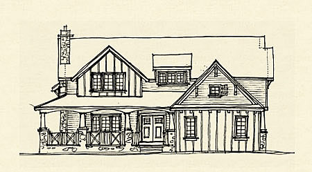 Custom Home Plan 2